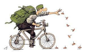 Карикатура Душана Петричића
