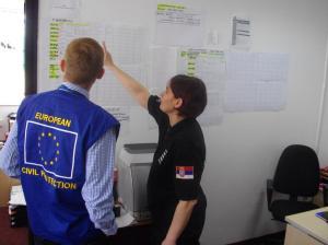 humanitarna pomoć EU
