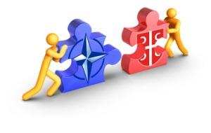 NATO U SRBIJI