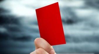 FOTO Kad žuti dele crvene kartone