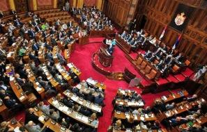 FOTO Parlamentarna desnica nova glavobolja vlasti