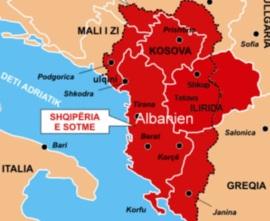 FOTO Velika Albanija-sanak pusti ili realnost