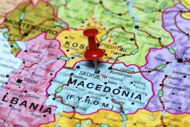 FOTO Sindrom makedonskie krize na Balkanu