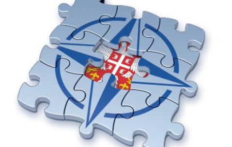 FOTO Nato Srbija idealna država