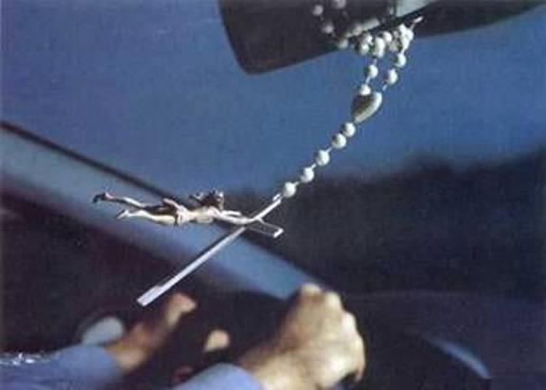 FOTO Ja, BMW i Bog