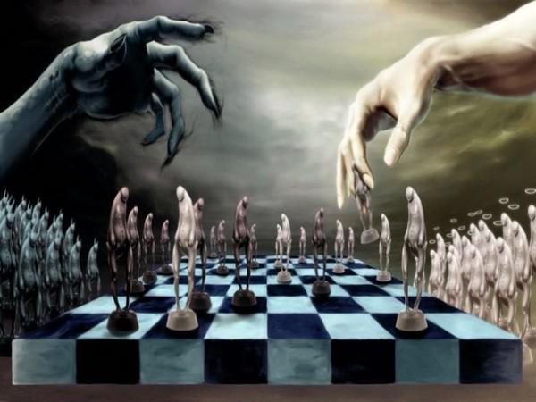 FOTO Velika šahovska partija SAD i Rusije