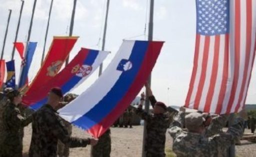 FOTO Kako je Vašington okupirao Balkan