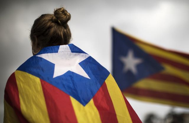 FOTO Ko to namerno katalonizuje EU