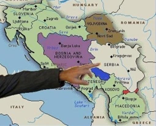 FOTO Balkanske zemlje pod patronatom Zapada (1)