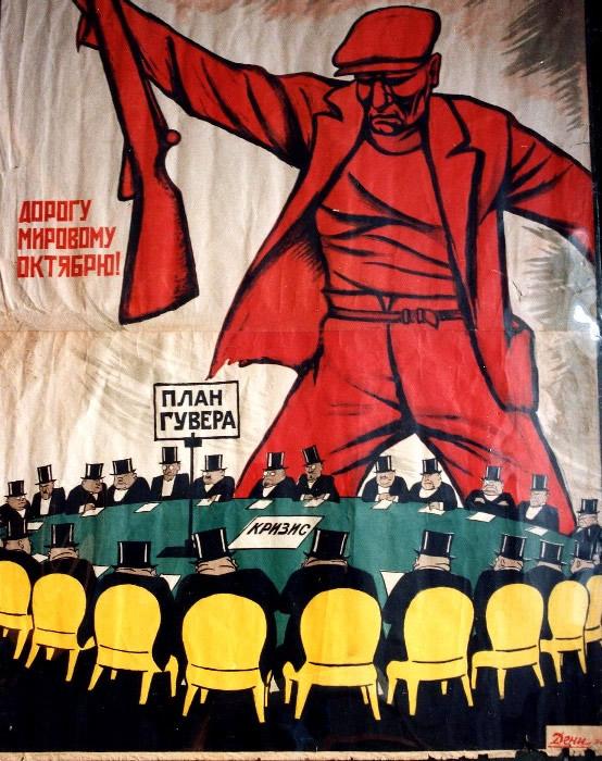 FOTO Od crvenog oktobra do crnog Majdana (1)