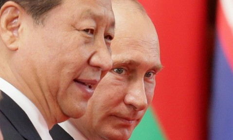 FOTO Rusi i Kinezi nisu saveznici